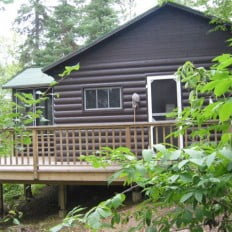 Bayview Cabin North Side