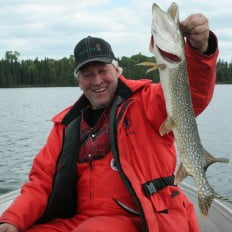 Cardwell group pike fishing