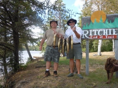 Ritchie's End of Trail Lodge - Fishing Packages Ontario