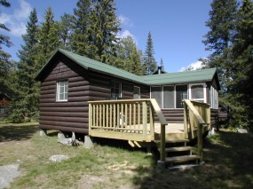 Ritchie's End of Trail Lodge - Lake Biscotasi Northern Ontario Fishing Lodge