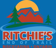 Ritchie's End of Trail Logo Small