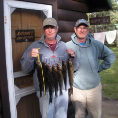 Fishing vacation at Ritchies, Aug 2009