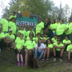 Aboriginal Mentorship Camp 2013