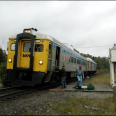 Biscotasing Train