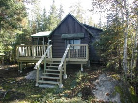 Ritchie's End of Trail Lodge - Lake Biscotasi Northern Ontario Accommodations