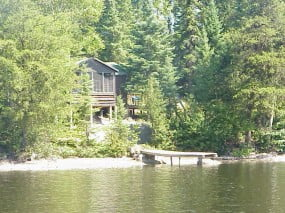 Lakeview Cabin