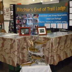 Ritchies at the tradeshow