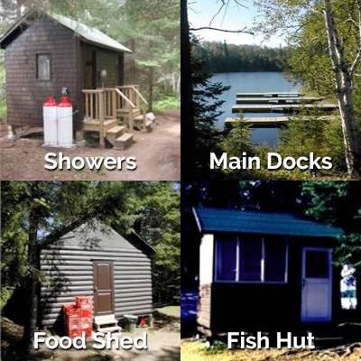 Ritchie's End Of Trail - Fishing Tour Packages, Biscotasing, Northern Ontario