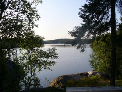 ontario fishing lodge