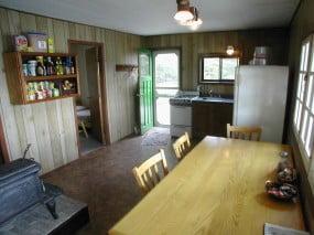 Sunset Cabin Interior